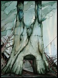 Sequoiadendron Giganteum by PellucidMind