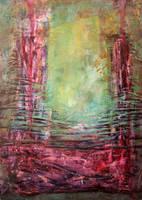 Vegetal Throne by PellucidMind