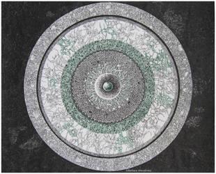 Nine Rings Of Initiation by PellucidMind