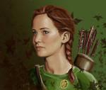 Katniss Everdeen is Badass