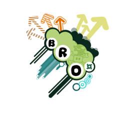 Bro Vector Logo by brokenbro