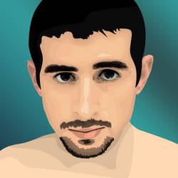 Stefano Vector Portrait by brokenbro