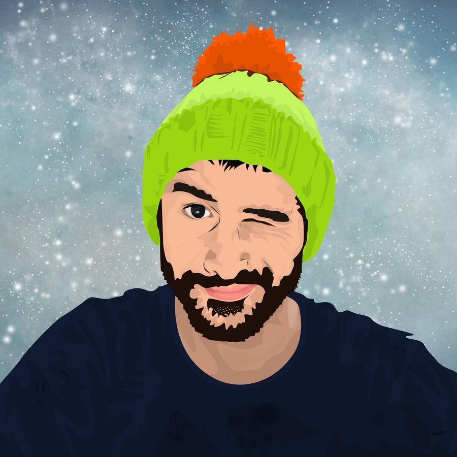 Winter Stefano Portrait