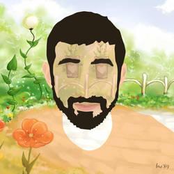 Spring Stefano Portrait by brokenbro