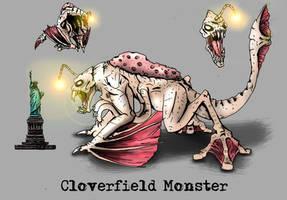 Cloverfield retake by Jazon19
