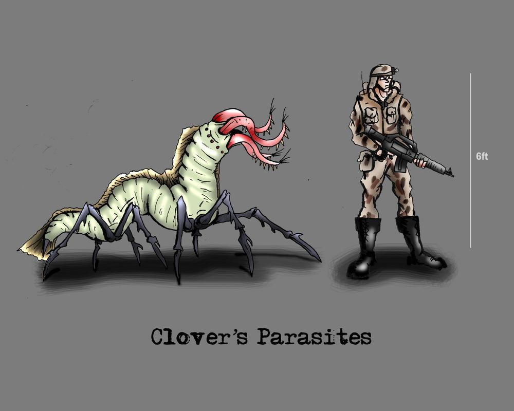 Cloverfield Parasite Retake by Jazon19 on DeviantArt