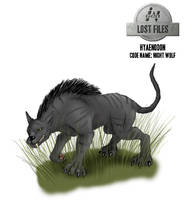 InGen Lost Files Night Wolf by Jazon19