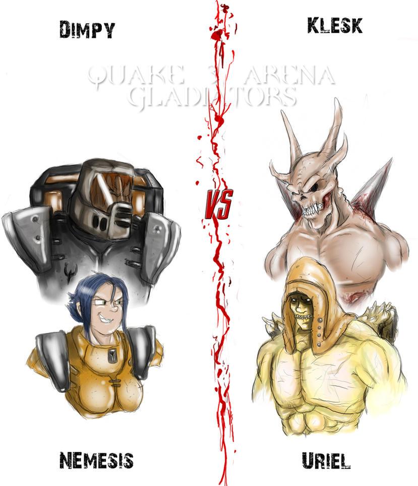 Quake 3 arena hentai fucks galleries