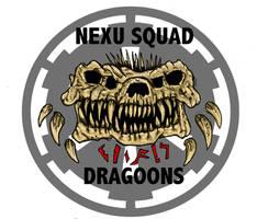 Nexu Dragoons logo