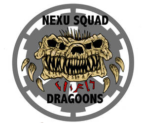Nexu Dragoons logo by Jazon19