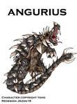 Anguirus remake