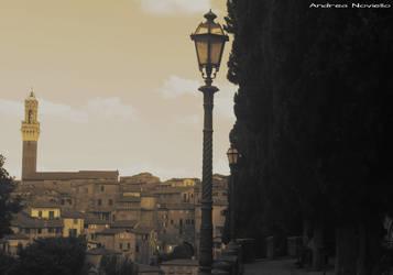 Siena - Sepia version by NdrN