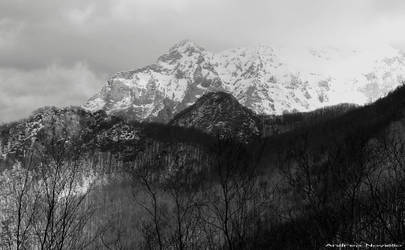 Apuan Alps landscape 05