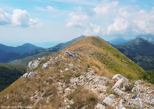 Apuan Alps landscape 08