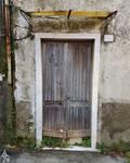 Old door by NdrN