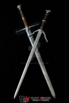 Geralt's Swords - The Witcher 3