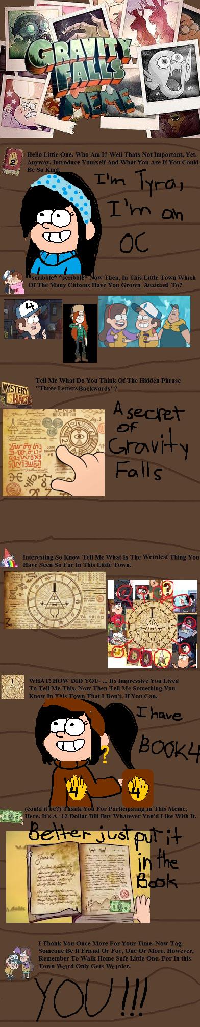 Gravity Falls meme by LEONARDO2012FAN on DeviantArt