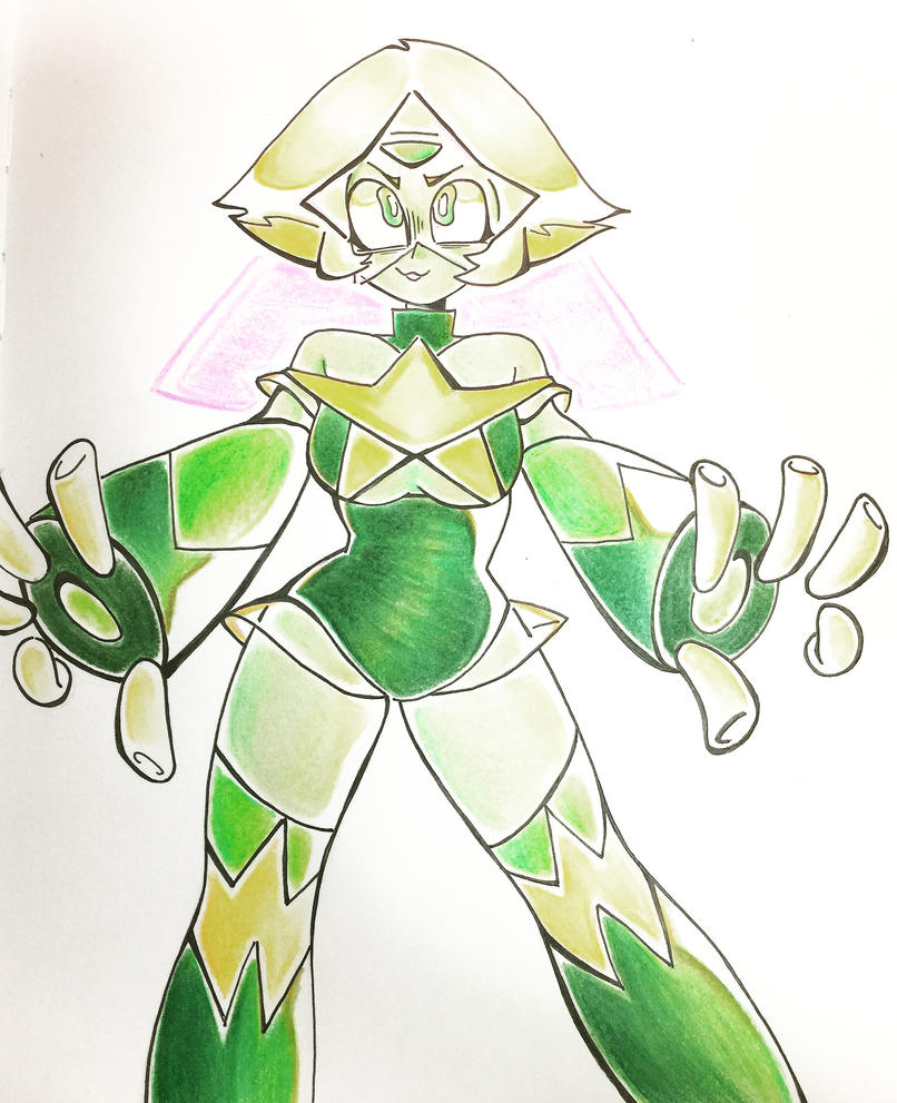 pls give peridot limb enhancers again. i am begging. she was so hot