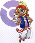 Pokemon Trainer Tetra by Banan-chan