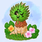 Tropical Korok by Banan-chan