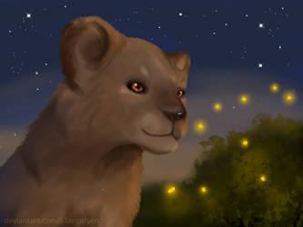 Simba by aTargaryen