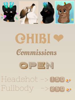 Chibi Commissions - ask me