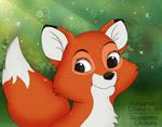 Vixey the fox