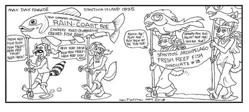 Co-operative Rivalry (May Day Spontoon Island)