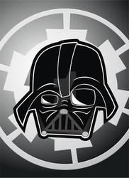 Heads Up Darth Vader