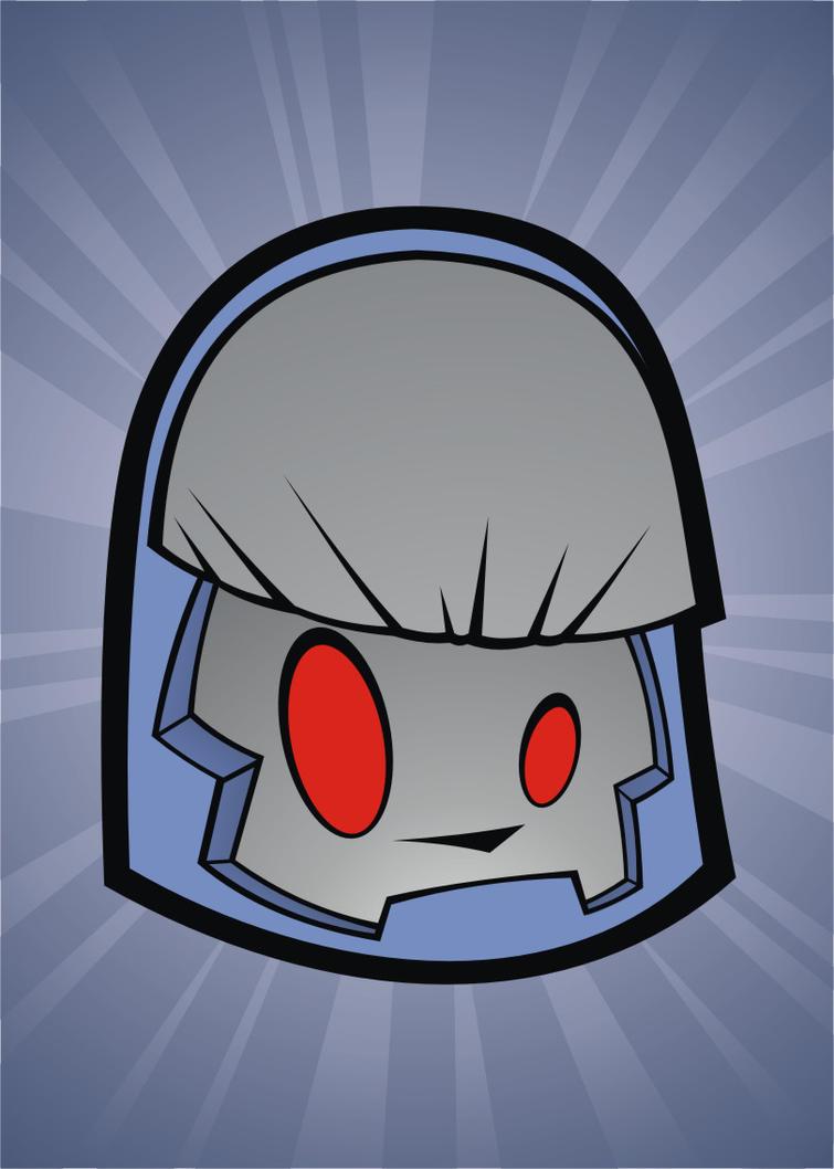 Heads Up Darkseid by HeadsUpStudios
