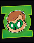 Heads Up Green Lantern