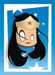 Heads Up Wonder Woman