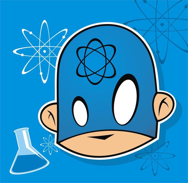 Heads Up Atom by HeadsUpStudios