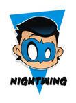 Heads Up Nightwing