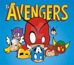 Heads Up Avengers