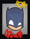 Heads Up Adam West Batman
