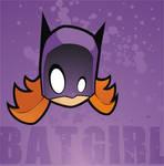 Heads Up Batgirl 2