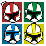 Heads Up Clone Troopers 2