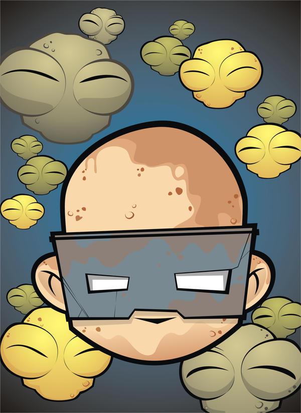 Heads Up Moleman by HeadsUpStudios