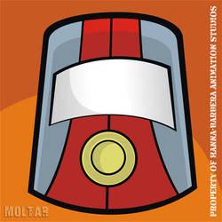 Moltar Pop Art Tile by HeadsUpStudios