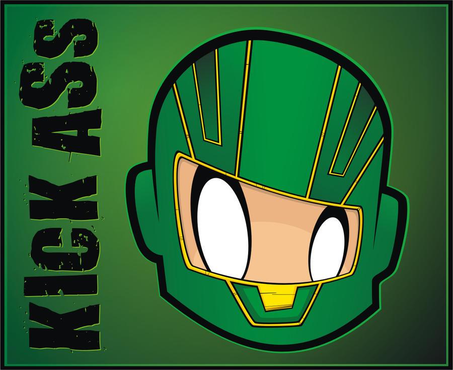 Heads Up Kick Ass by HeadsUpStudios