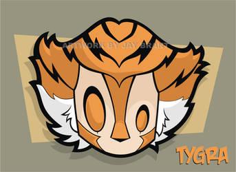 Heads Up Tygra by HeadsUpStudios