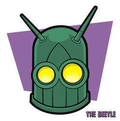 Heads Up Beetle by HeadsUpStudios