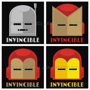 2013 Invincible Prints