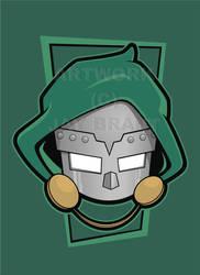 Heads Up Doctor Doom V2