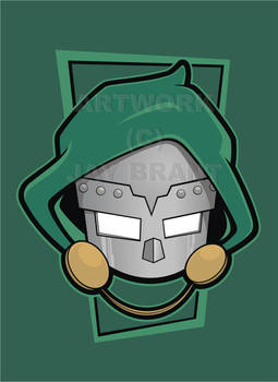 Heads Up Doctor Doom V2