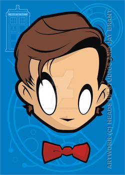 Heads Up Eleventh Doctor Who