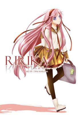 ririka cute uniform contest