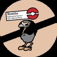 Fake Pokemon: Bratite by Sageroot