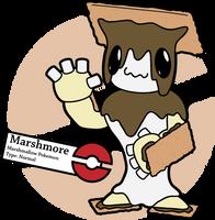 Fake Pokemon: Marshmore by Sageroot